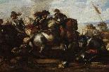 Бургундский Жак Куртуа (1621-1676) - бить Пара-5
