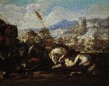 Бургундский Жак Куртуа (1621-1676) - бить Пара-3