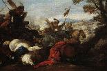 Бургундский Жак Куртуа (1621-1676) - бить Пара-4