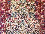 tappeto Kirman lana Kork - Intorno al 1920 l'Iran-2