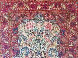 tappeto Kirman lana Kork - Intorno al 1920 l'Iran-1