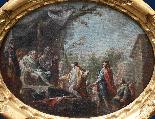 Nicola Bertuzzi, le Anconetano (1710-1777), Scène historique-1