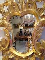 Paire de miroirs Vénitiens-3