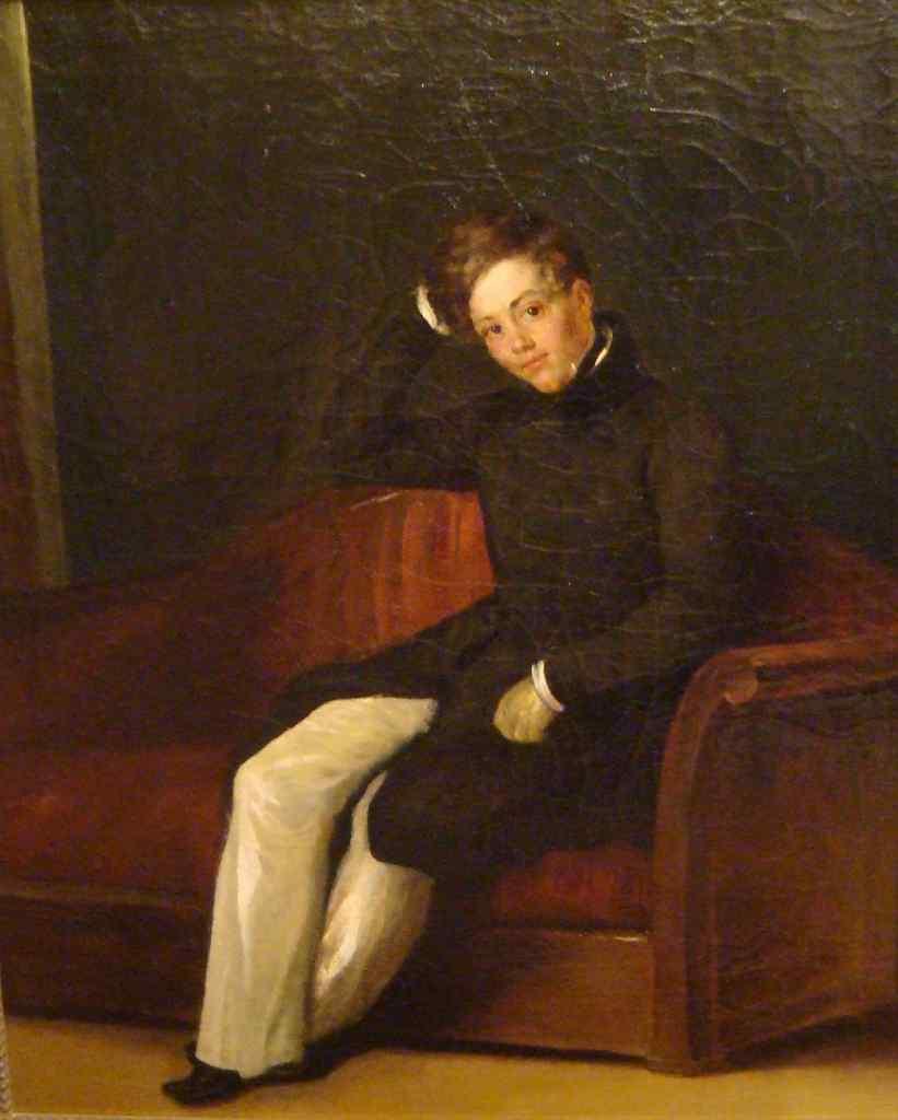 Theophile Fragonard (1806 - 1876)