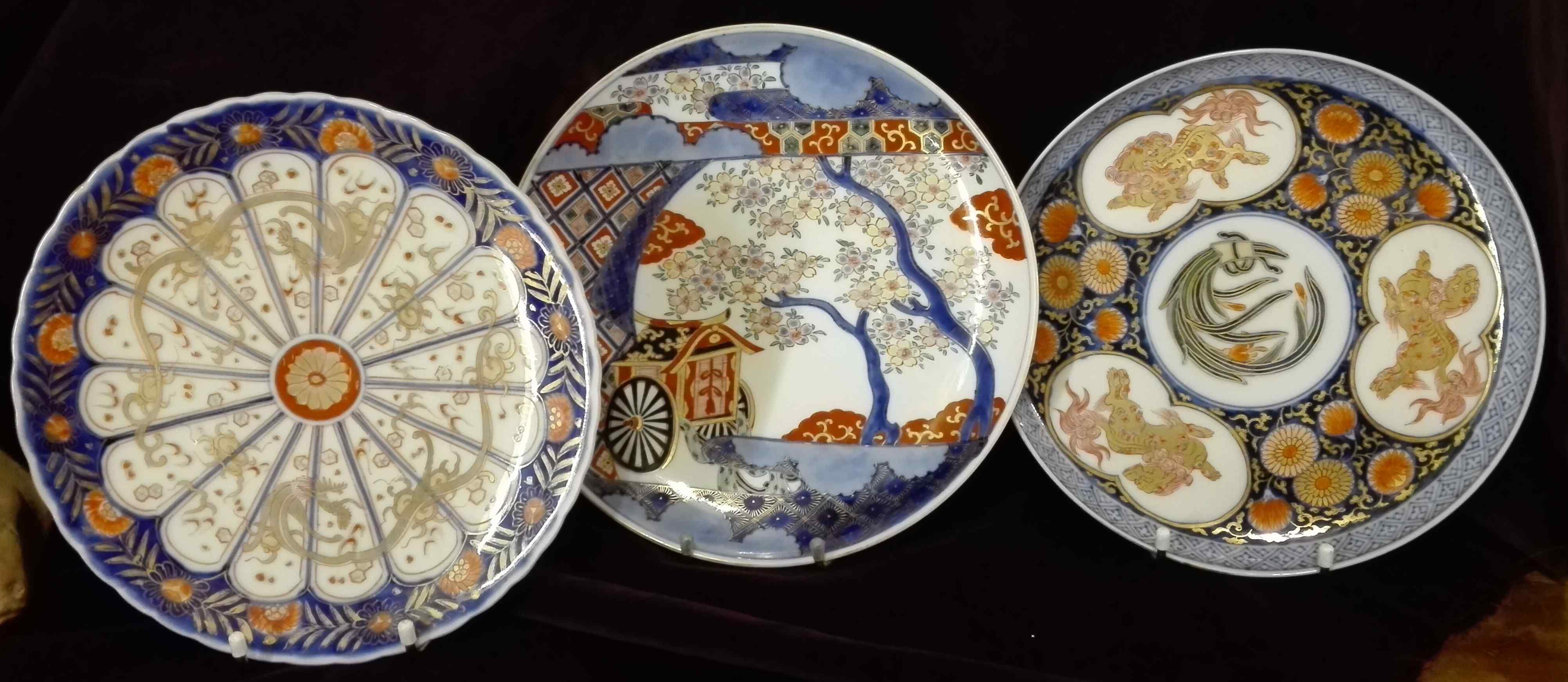 IMARI porcellana antica