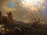 восемнадцатого века французская школа, последователь Верне, Кораблекрушение-2