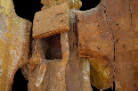 Пара больших древних ангелов семнадцатого века-7