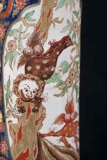 Pair of oriental vases-4