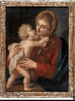 Quadro Jacopo Amigoni (Napoli 1682-Madrid 1752) bottega di,-0