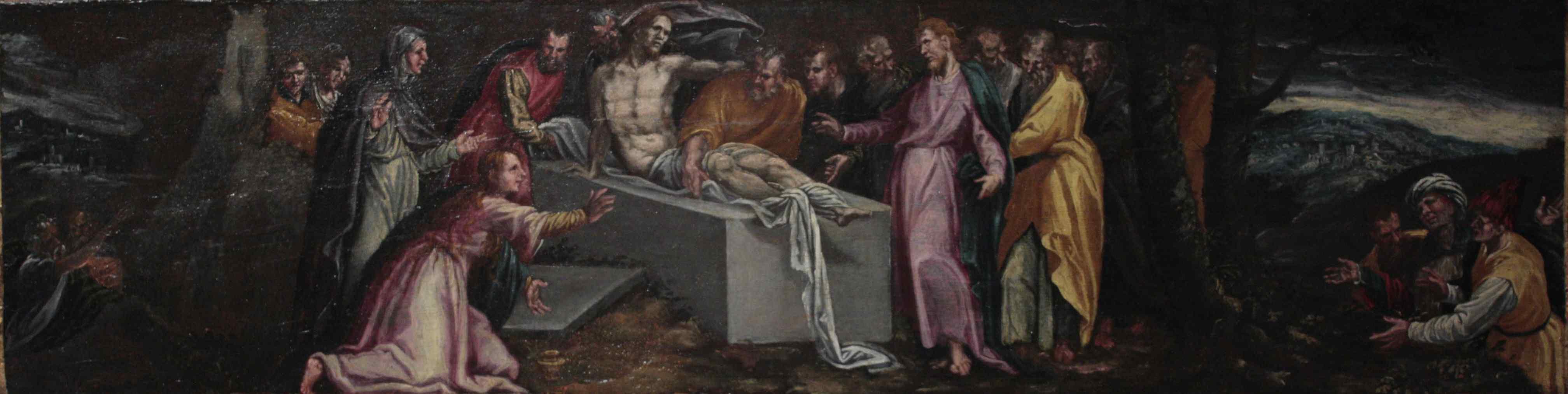 Paolo Fiammingo (Anversa 1540 - Venezia 1596) - Resurrezione