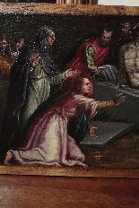 Paolo Fiammingo (Anversa 1540 - Venezia 1596) - Resurrezione-3