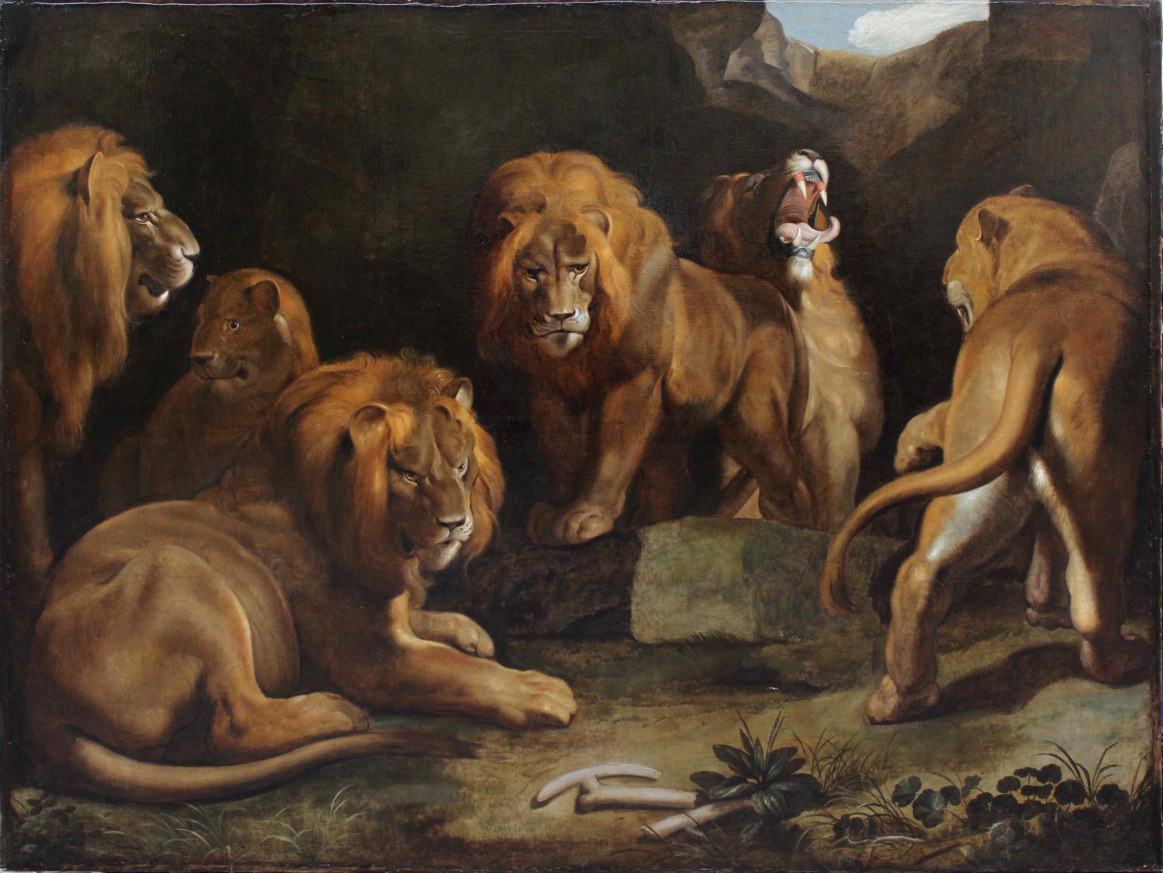 Leoni,  Bottega di Pieter Paul Rubens