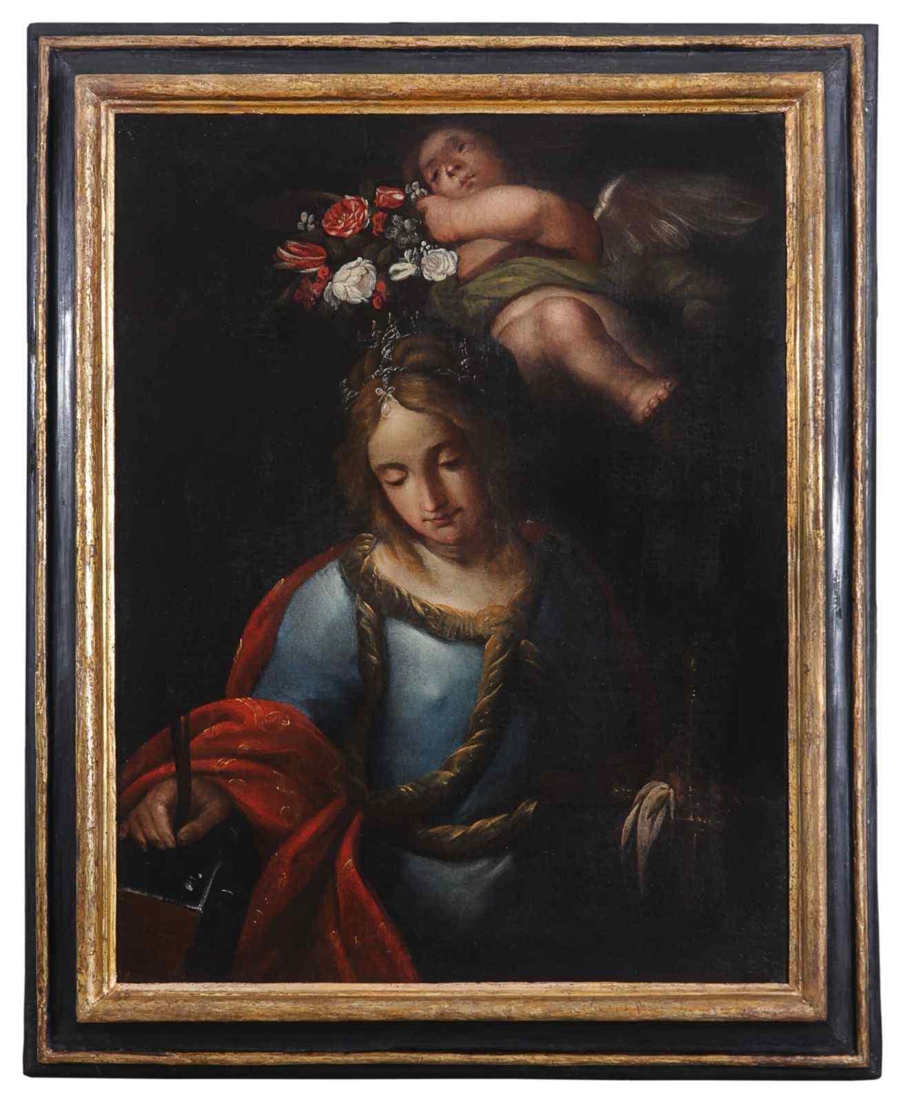 Giacinto Botti ( Firenze 1603 / 1679 ) Attr.