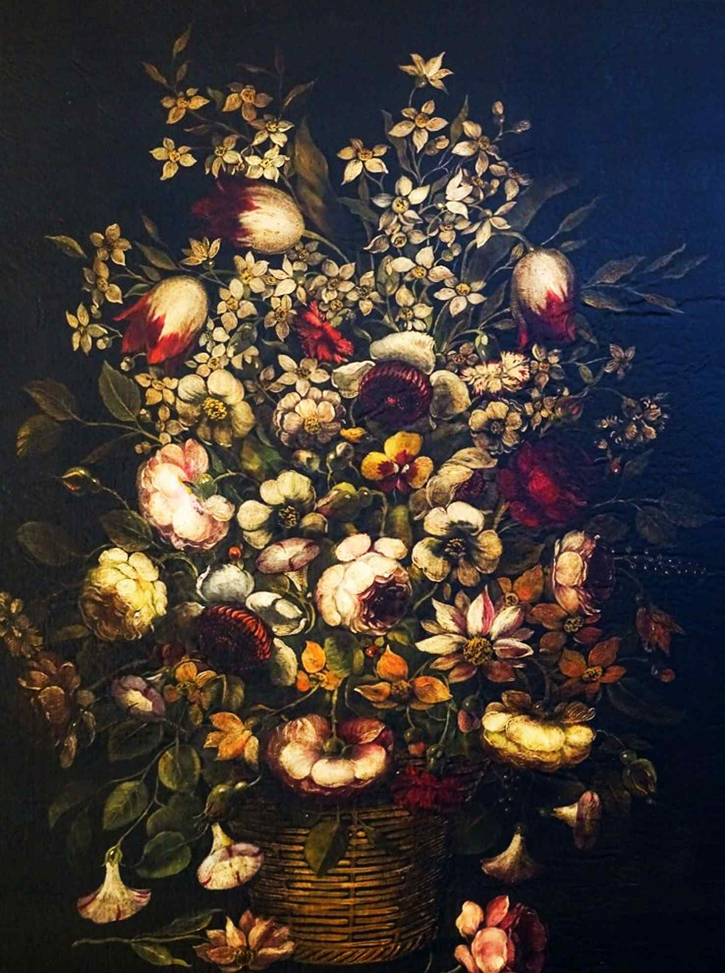 Natura morta di fiori