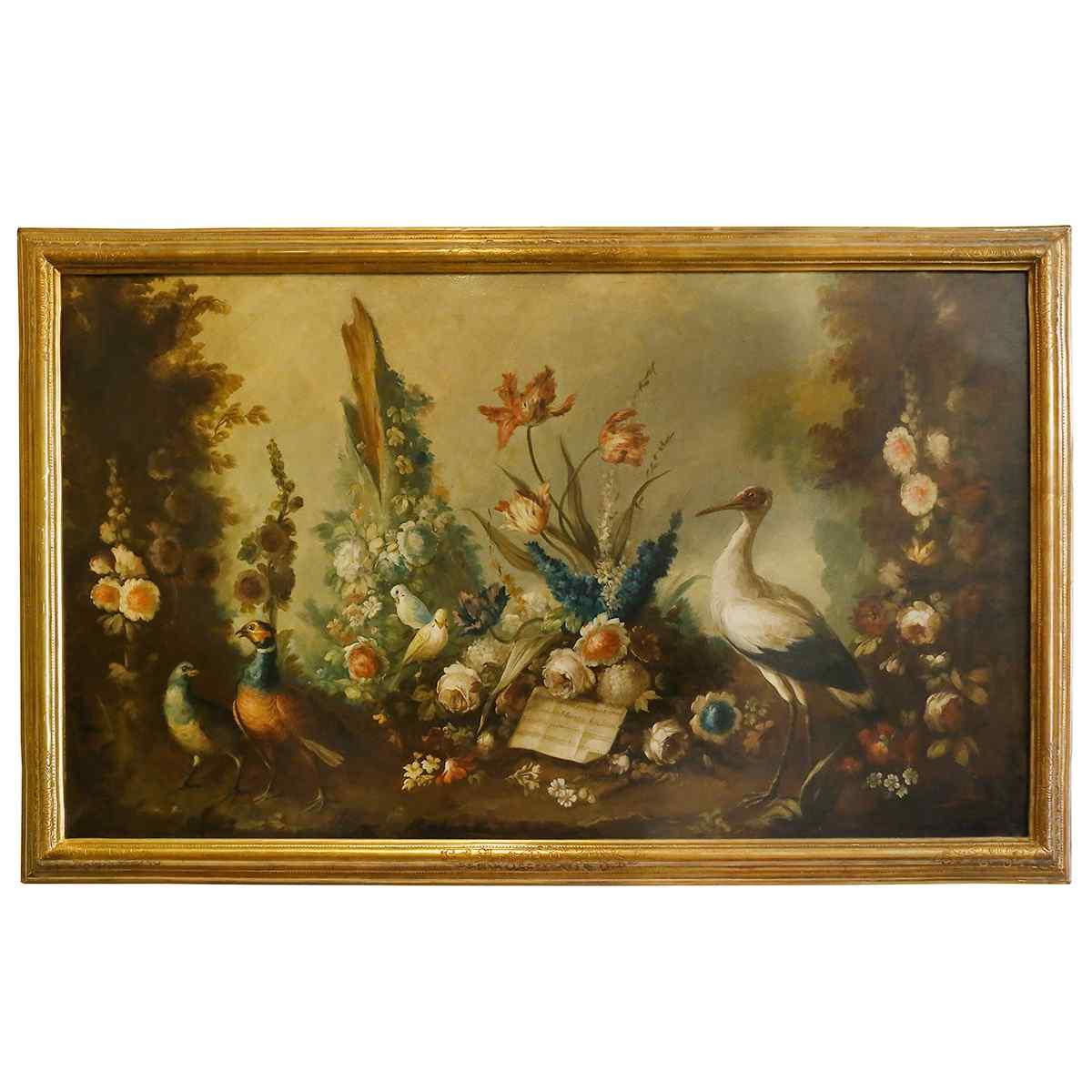 Peinture Romantique XIXème