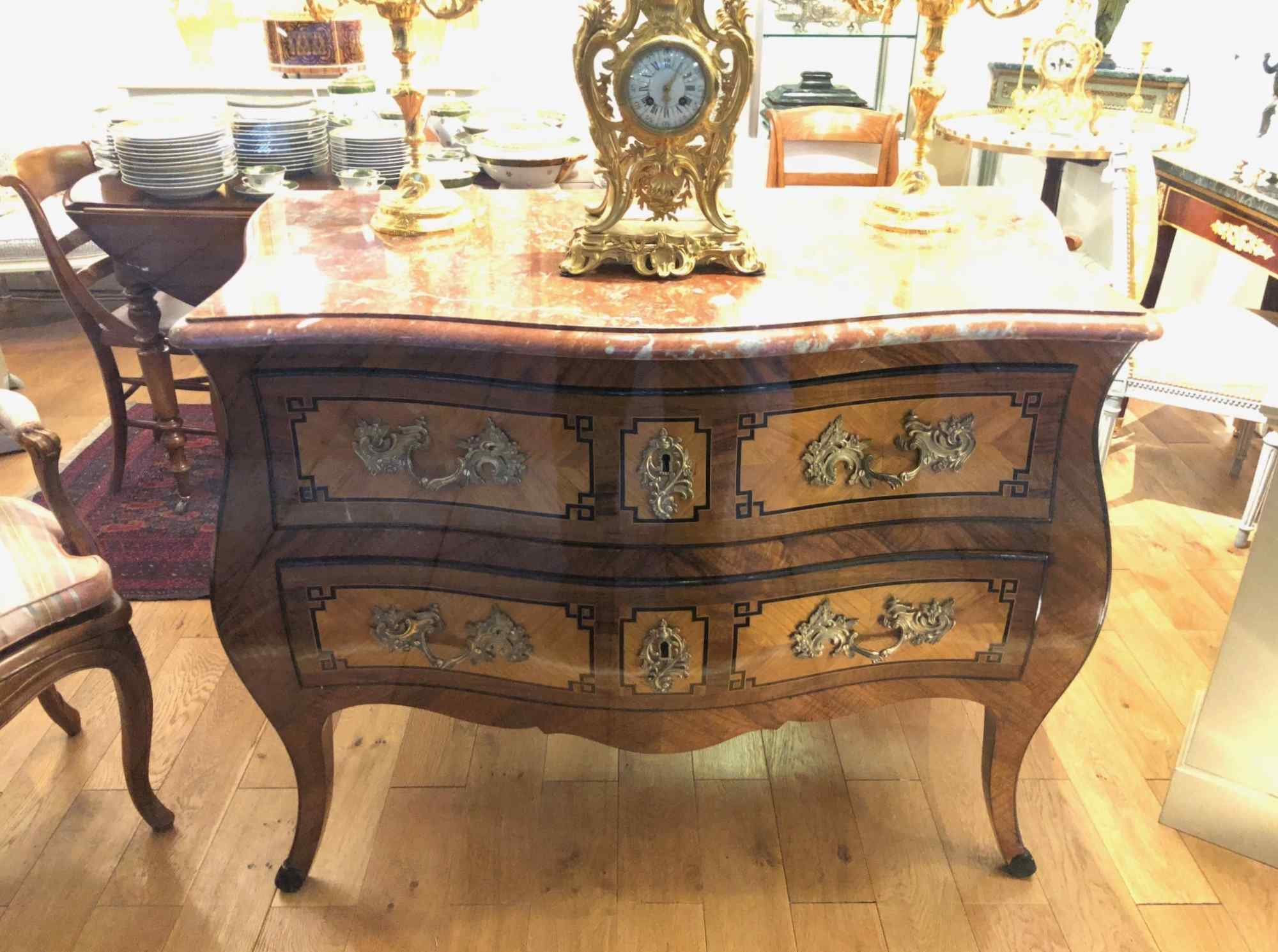 Commode Grenobloise Eighteenth