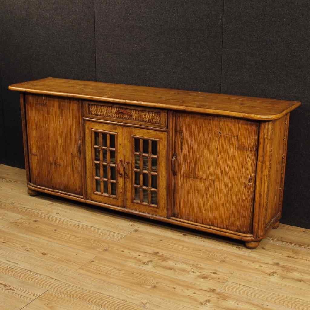 Spanish design sideboard stamped Kalma Ramon Castellano