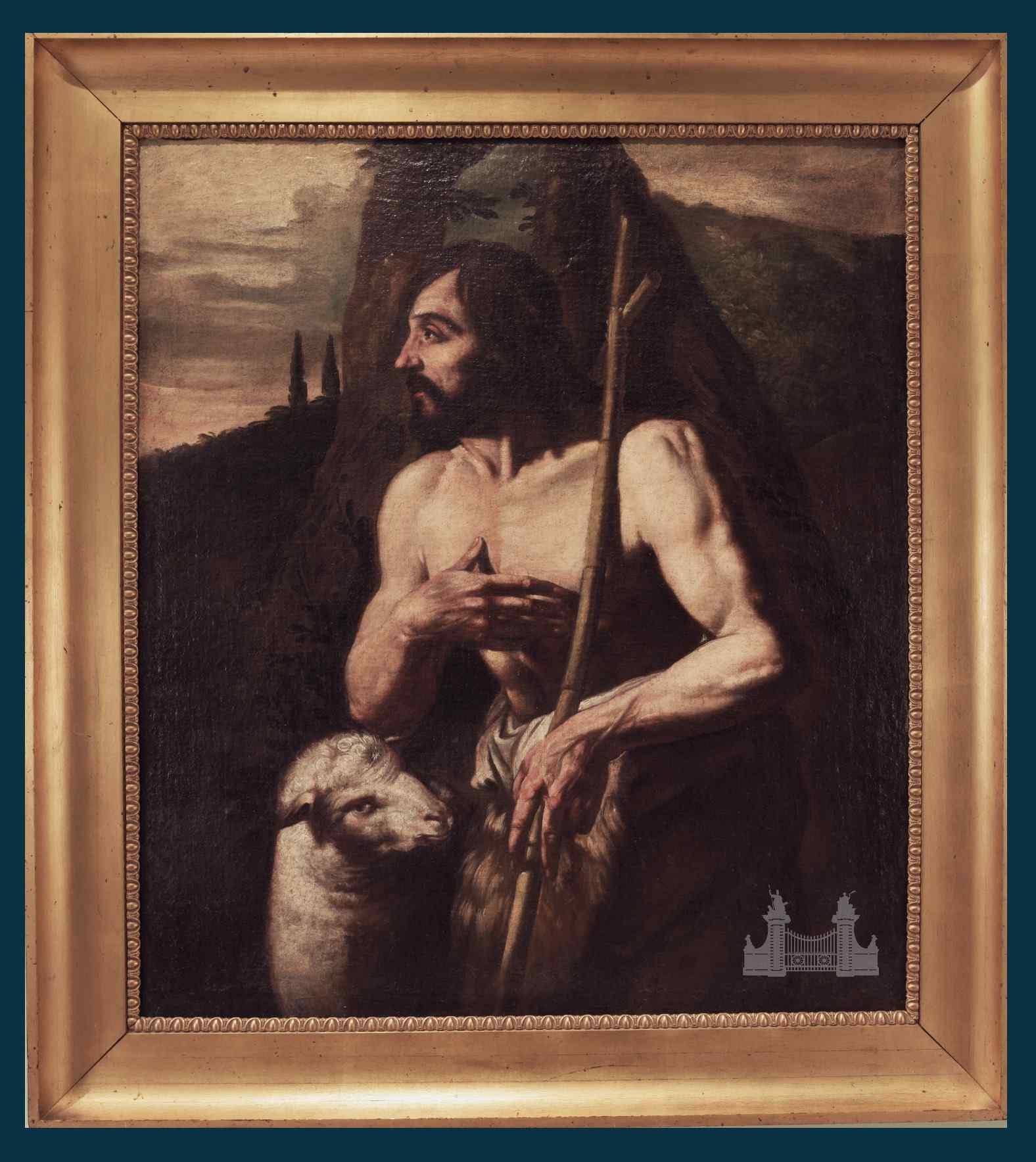 Pietro Antonio II NOVELLI (1603-1647), Saint Jean-Baptiste