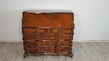 dresser with antique flap, first half of the eighteenth cent-0
