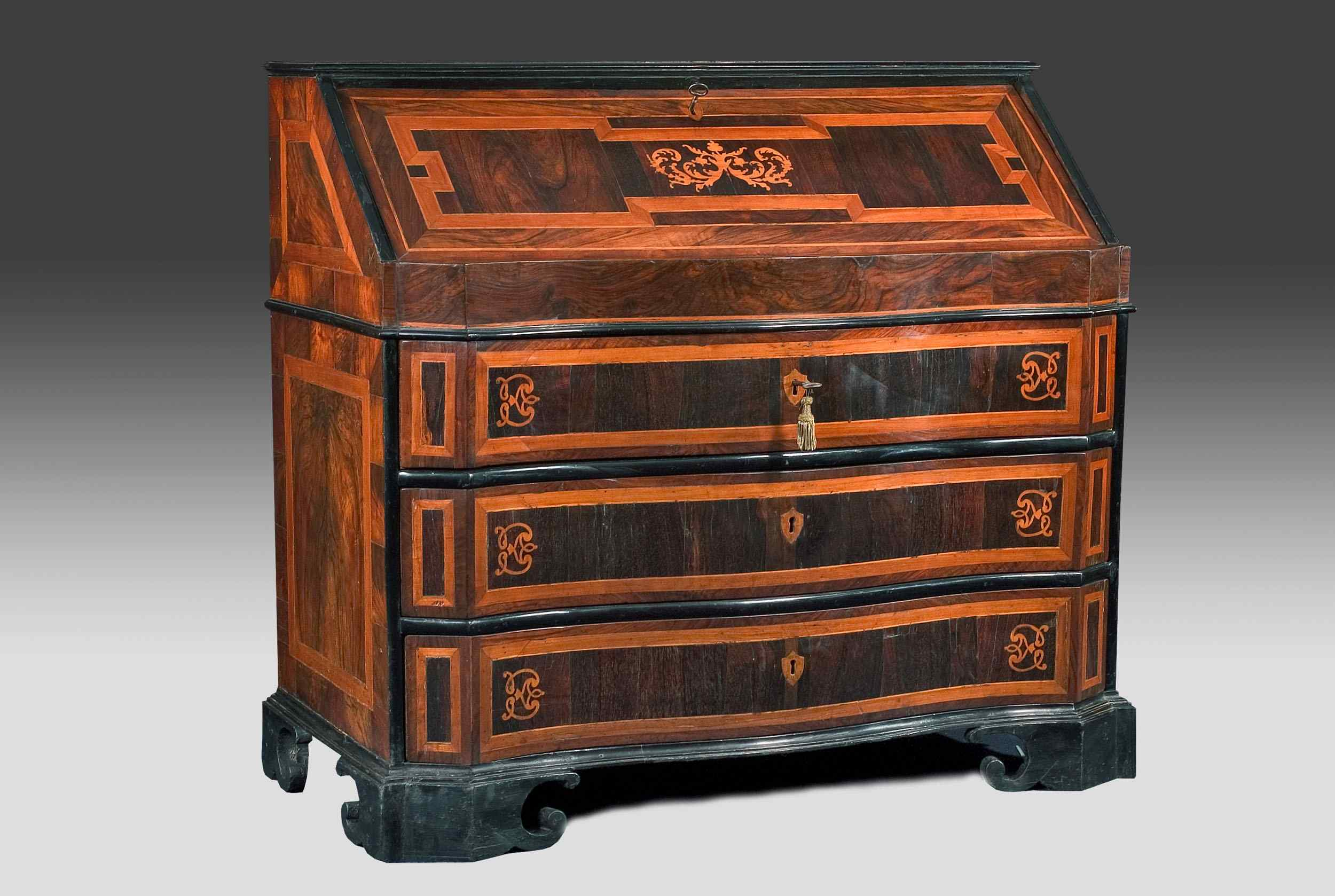 volet mobile, Louis XIV