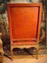 Coppia di sedie d'epoca Reggenza, XVIII secolo-3