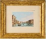 Grubacs Carlo, Vue de Venise, tempera 1830-1840-1
