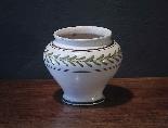 Majolique Vase, Sienne, Louis XVI-2