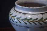 Majolique Vase, Sienne, Louis XVI-3