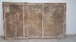 Grande dipinto antico cm 250 x 153 olio su tela Secolo XVII-7