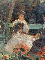 Victor Lecomte C1875 impressionisti-4