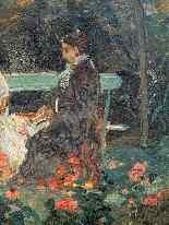 Victor Lecomte C1875 impressionisti-3