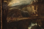 Pietro Montanini (Perugia 1626-1689) - Le cascatelle di Tiv-3