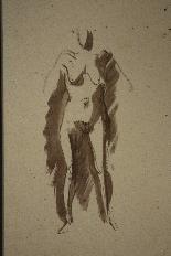 Pietro Annigoni (Milan1910-Florence1988) -Couple of watercol-3