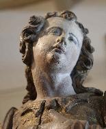 Giovanni Antonio Agostini 1550-1631-Paire d'Anges Ceroferari-0
