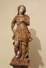 Giovanni Antonio Agostini 1550-1631-Paire d'Anges Ceroferari-2