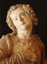 Giovanni Antonio Agostini 1550-1631-Paire d'Anges Ceroferari-1