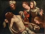 Il Compianto di Cristo - Maestro veneto del XVI secolo-4