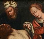 Il Compianto di Cristo - Maestro veneto del XVI secolo-5