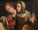 Il Compianto di Cristo - Maestro veneto del XVI secolo-3