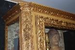 Armoire en bois doré du XIXe siècle-2