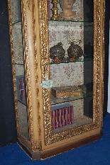 Armoire en bois doré du XIXe siècle-1