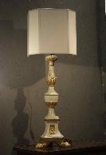 Chandelier portacroce, Toscano, Sec.XVIII-4