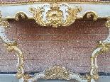 Ancien Console laqué et doré Louis Philippe - Italie 19ème-7