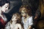 Cornelis Schut I (1597-1655)-Madonna con bambino e santi-2
