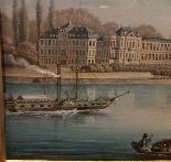 Aquerelles Colonia e Castello di Briebich, XIX secolo-4