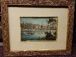 Aquerelles Colonia e Castello di Briebich, XIX secolo-7