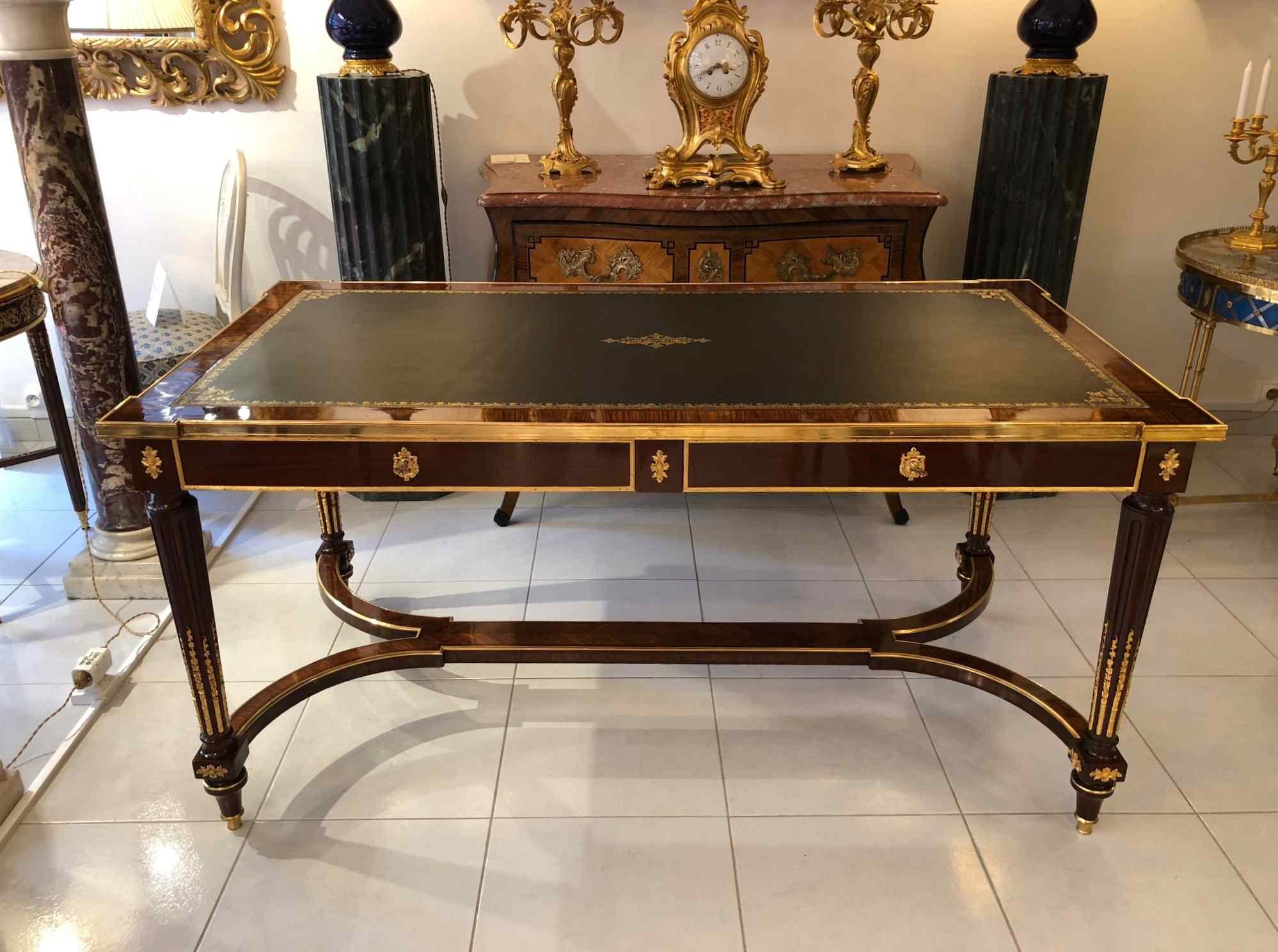 Table bureau Napoléon III