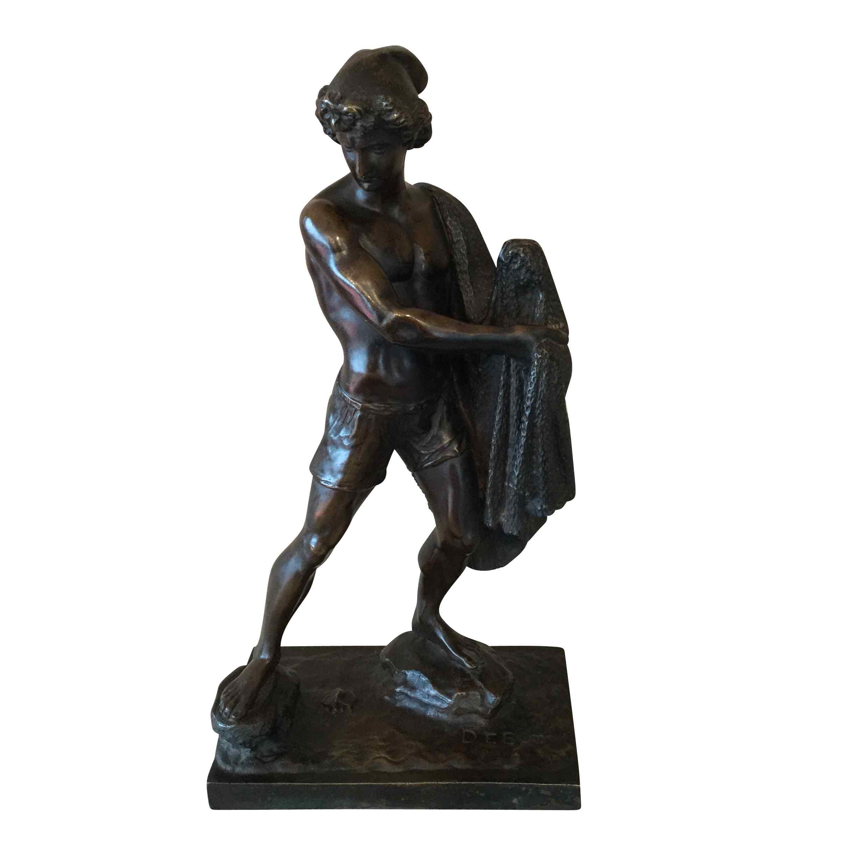 Bronze Signed Jean Didier DEBUT