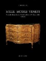 Miroir en bois doré, Venise, époque Louis XV-3