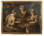 Cipper Todeschini Card Players-1